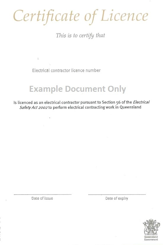 Electrical test certificate template qld images certificate electrical test certificate template qld choice image asbestos clearance certificate template qld image collections electrical test yelopaper Choice Image