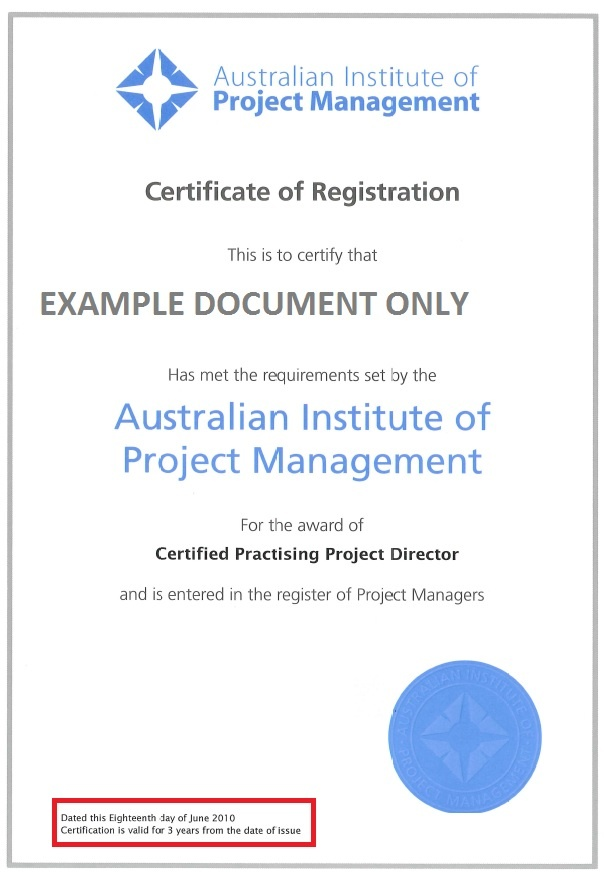 Validity Of Pmp Certification Image Collections Creative